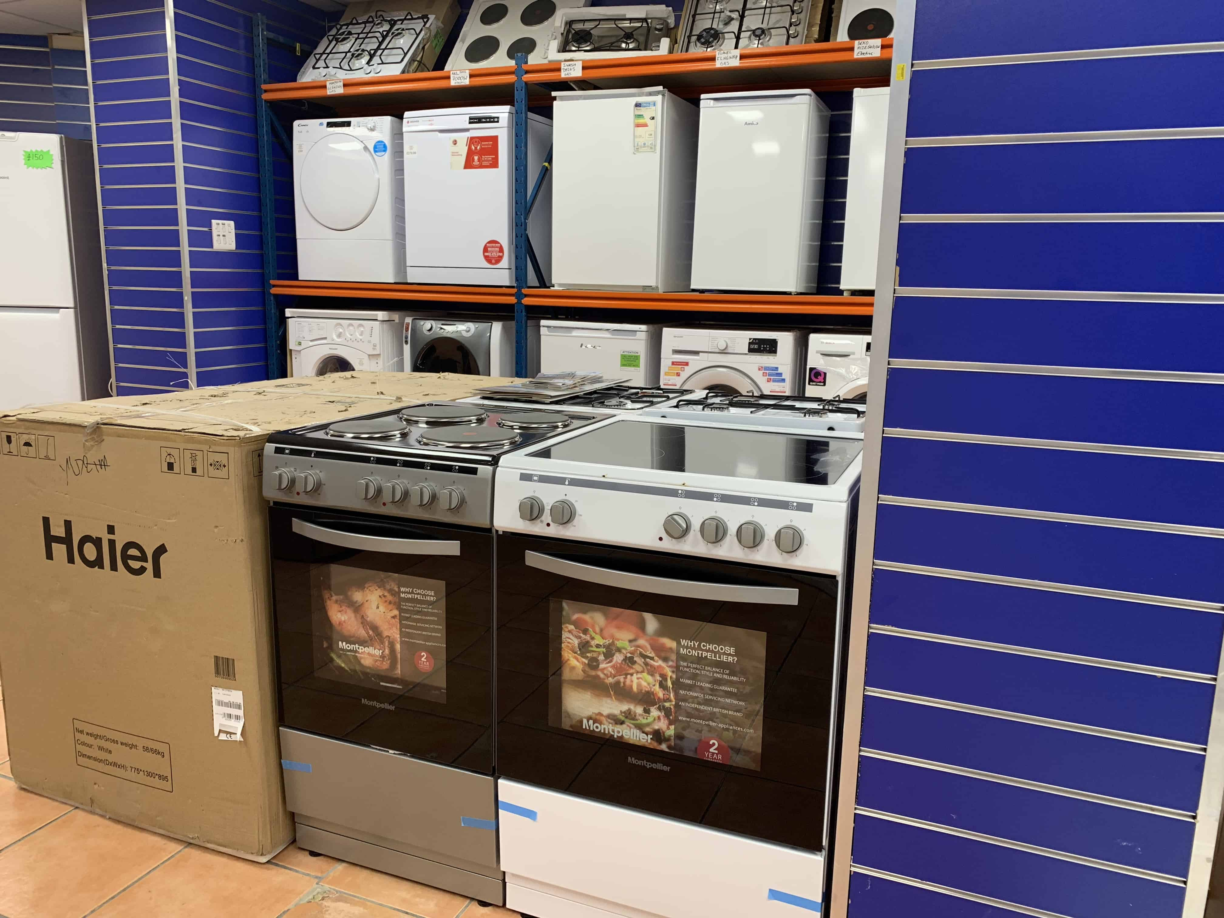 photo8 Cookers – Gas & Electric